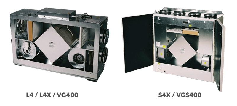Forskjell på Flexit L4 og S4