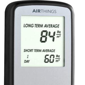 Airthings home skjerm
