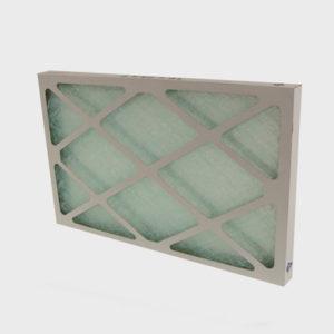 Interglas panelfilter G3