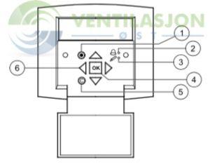 Topvex FR03 FR06 FR08 11 Filterbytte Panel