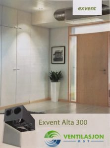 Exvent Alta 2018