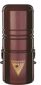 Cyclovac sentralstøvsuger - Cyclo Vac