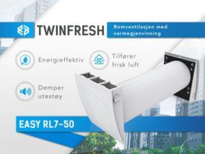 TwinFresh Easy