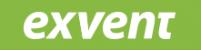 Exvent logo